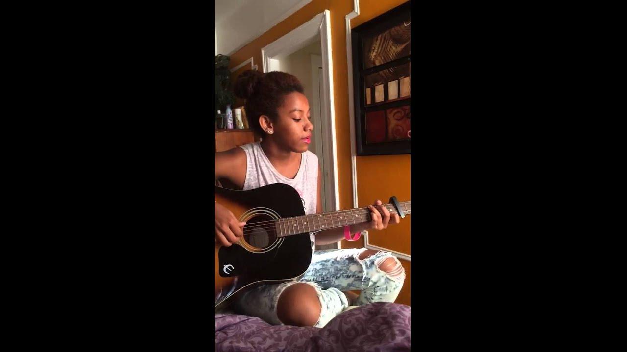 Treat Me Like Somebody - Tink (acoustic cover) Kianna Harris - YouTube
