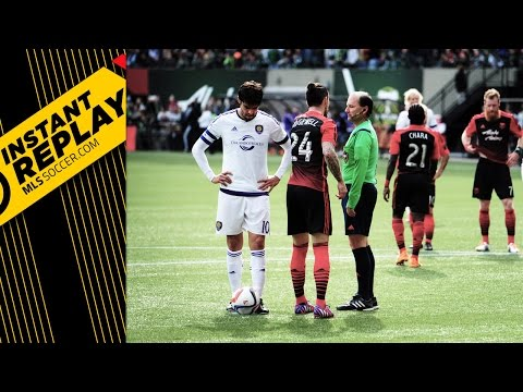 Instant Replay: DOGSO debate in Portland, Kaka takes two and Dom Dwyer is foiled again