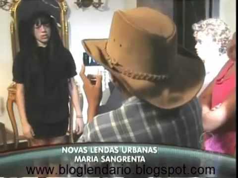 Lendas Urbanas: Maria Sangrenta