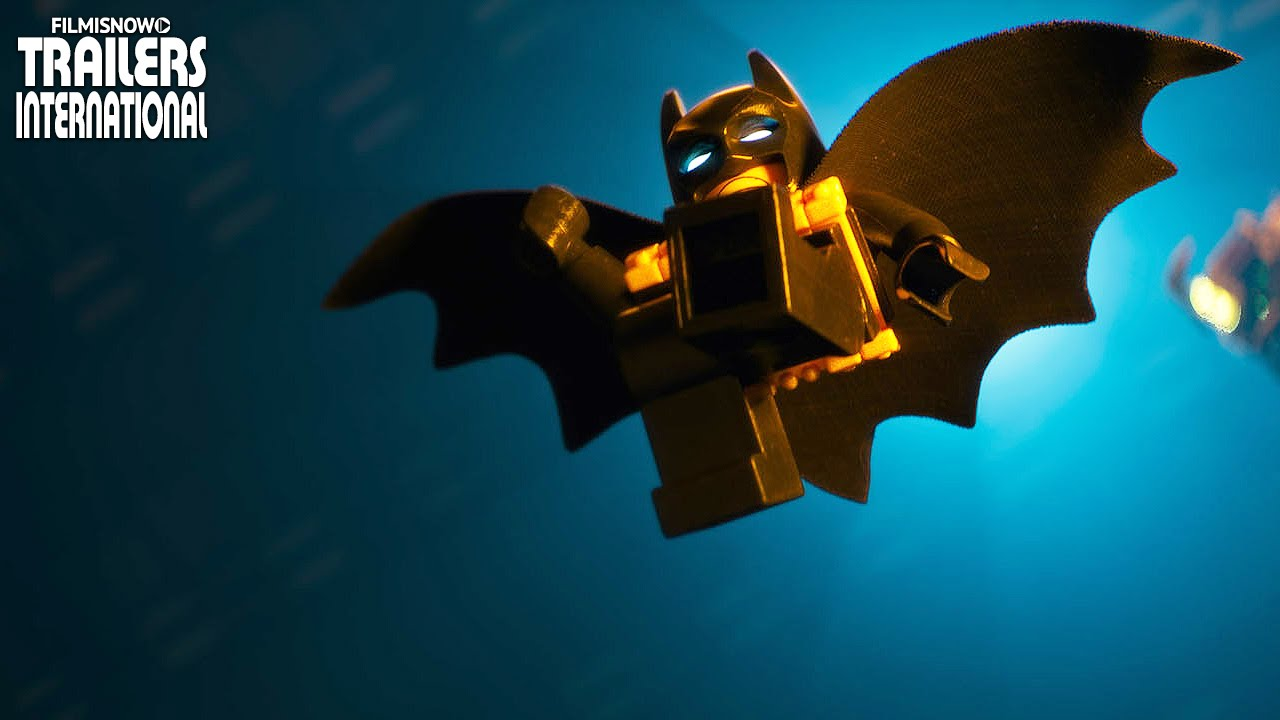 "LEGO Batman: O Filme | Trailer Teaser ""Batcaverna"" [HD]"