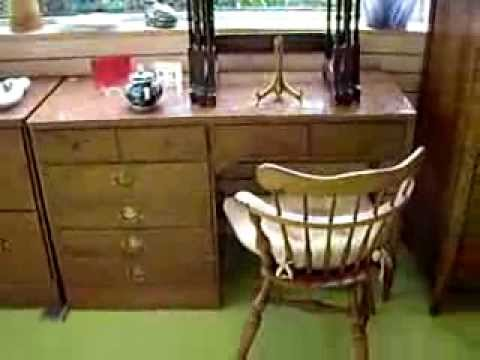 estate liquidation thrift store ethan allen furniture youtube