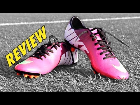 Nike Mercurial Vapor 9 IX AG Review - FootballBoots.co.uk