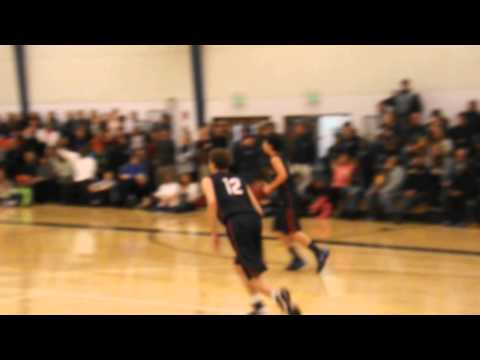 Gerstell Academy vs. Indian Creek (Boys' Basketball) MIAA C Semi-Finals 2-15-14-7