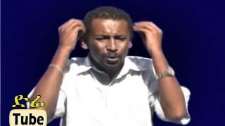 Comedian Temesgen Melaku