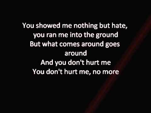 Eminem ft Lil Wayne - No Love clean + lyrics