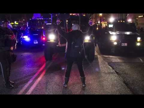 Keeping the Peace, Peacefully: Reporting on Police, Race and Community Relations