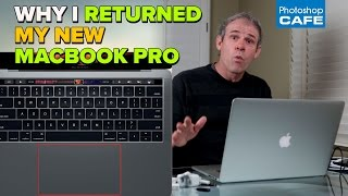 why I RETURNED my NEW MACBOOK PRO What's wrong with APPLE