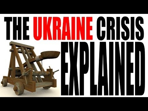 The Ukraine Protest Explained in 3 Minutes