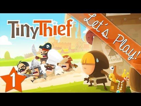 Let's Play! Tiny Thief [Part 1]