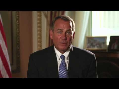 Congressman Boehner Shares Stories from Ohioans Struggling Under ObamaCare