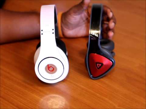 BEATS STUDIO vs MONSTER DNA HEADPHONES
