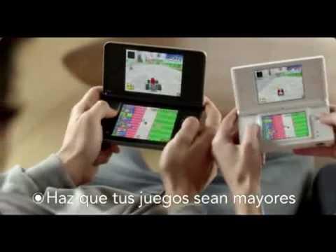 Nintendo - DSi XL Trailer en Español