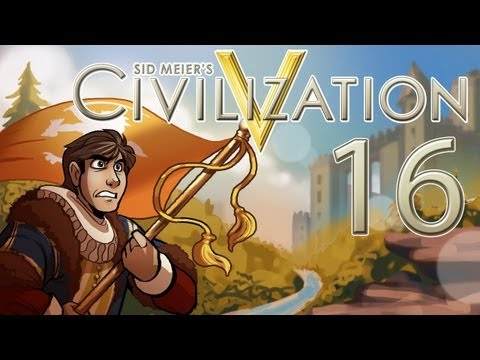 Let's Play Civilization 5: Gods and Kings - The Dutch - Part 16: War Never Changes