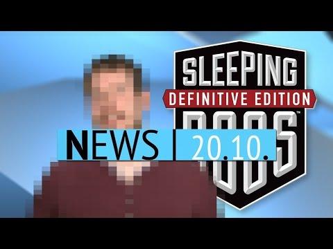 Deutschland-Sperre für Sleeping Dogs & Regie-Überraschung beim Minecraft-Film - News am 20. Oktober
