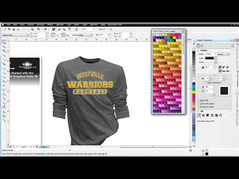 CorelDRAW X6 for beginners the Interactive Transparency Tool
