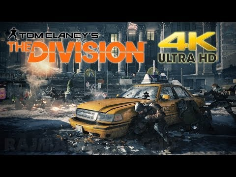 The Division - E3 2014 Gameplay in 4K HD [2160p] TRUE-HD QUALITY streaming vf