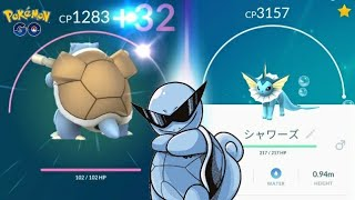 IS BLASTOISE WITH HYDRO CANNON WORTH POWERING UP? POKEMON GO