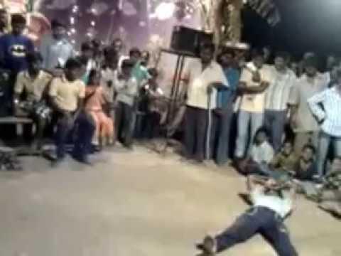 kuppam slum talent dancing