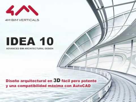 Programa arquitectura 3d en dwg idea arquitectura youtube for Programas de arquitectura