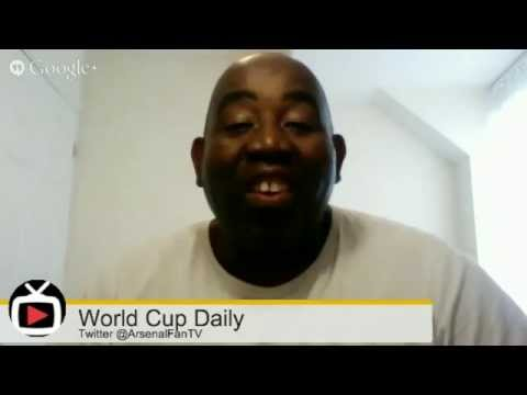 World Cup Daily - Dutch Bottle Penalties, Sanchez Deal A Dream For Puma