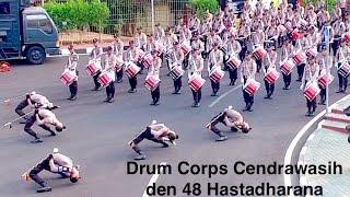 Drum Corps Cendrawasih Akademi Kepolisian Angkatan 48 den Hastadharana
