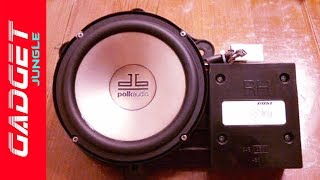 Polk Audio DB6501 Review - Best Car Speakers For Bass 2019