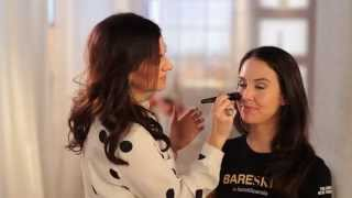 How to Apply bareMinerals bareSkin Foundation