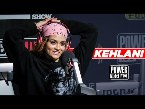 Kehlani Gives Details On Debut Album, Being 21 In Vegas, First Heartbreak, And More!