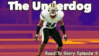 NCAA Football Road to Glory | Junior Visits UNLV | The Underdog Epi 5