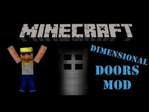 Minecraft 1.5.2 Mods | Amazing Dimensional Door Mod