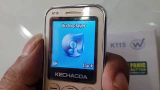 Mini mobile kechaoda k115