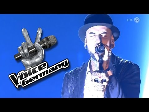 Nader Rahy: Kashmir | The Voice Of Germany 2013 | Live Show video