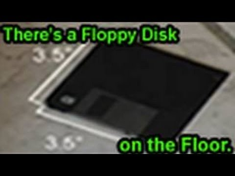 Toby Turner - There's A Floppy Disk On The Floor