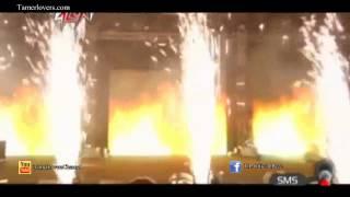 حفلة النجم  تامر حسني  مارينا 2010  Pt2