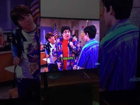 Drake and Josh- Mean Teacher (Clip)