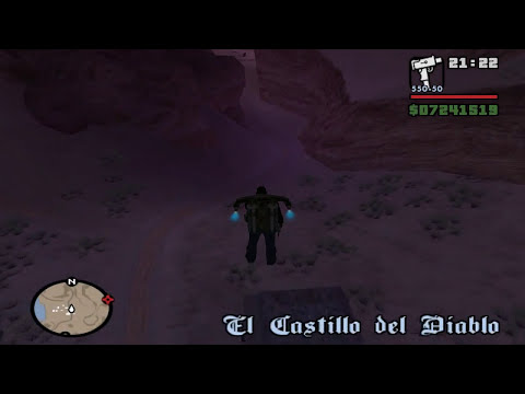 GTA San Andreas MYTH:GHOST TOWN GHOSTS