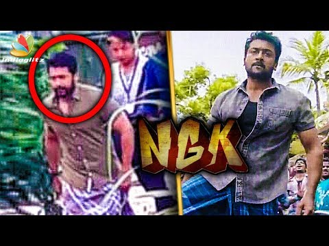 Suriya Turns Thara Local for NGK | Selvaraghavan, Rakul Preet Singh | Latest Tamil Cinema News