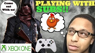 🔴PUBG XBOX ONE S GAMEPLAY | PUBG XBOX ONE S LIVE STREAM | ROAD TO 125 WINS-104/125 | PLAYING W/SUBS