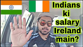 Indians salary in Ireland | every indian must watch | Gurmeet Haryana