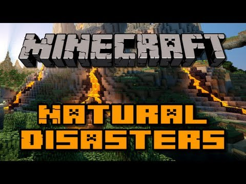 Minecraft Mods - Natural Disasters