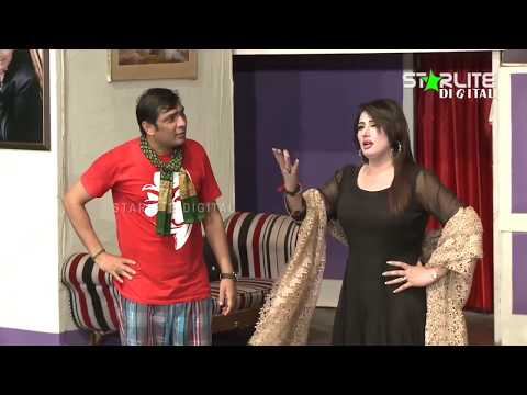 Gulnar and Shahid Khan New Pakistani Stage Drama Full Comedy Funny Clip
