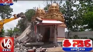 Govt And Tribal Clan Commences For Restoration Of Nagoba Temple | Teenmaar News