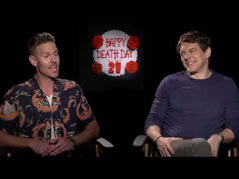 Jason Blum & Christopher Landon Interview: Happy Death Day 2U