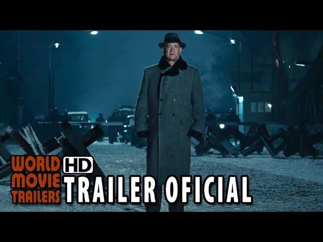 Ponte dos Espiões Trailer Oficial Legendado (2015) - Tom Hanks HD