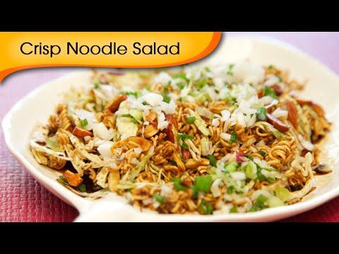 Crisp Noodle Salad - Chinese Salad Recip...