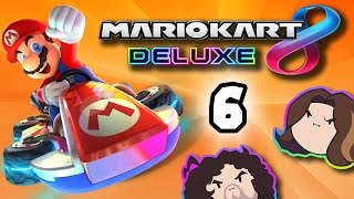 Mario Kart 8 Deluxe: You're The Worst, I Love You - PART 6 - Game Grumps VS