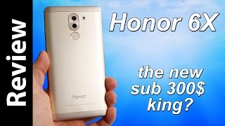 Honor 6X Review | the new sub-300$ king?