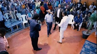 130,[ AMAZING DELIVERANCE ] FACE TO FACE Fight With Evil SPIRIT By Prophet Eyu Chufa
