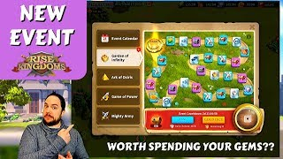 Garden of Infinity - Is it worth spending your gems?!? | Rise of Kingdoms