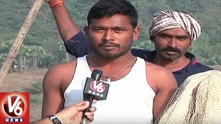 Special Story On Fisher Tribes On Godavari River And Their Problems